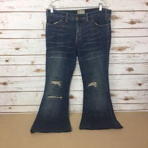 Current/Elliott Elephant Bell Jeans